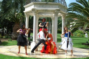 FLAMENCO FUSION SHOWS