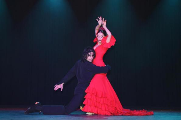 "Flamenco ""Spanish charm"""