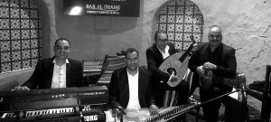 4 PIECE ARABIC BAND
