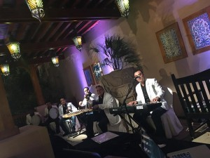 4 piece Arabic Band with additional musicians