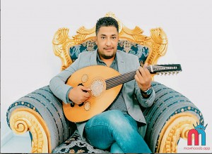 OUD PLAYER AHMED