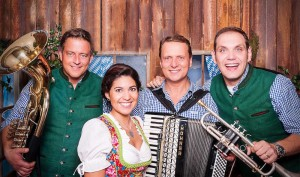 German Traditional Octoberfest Oom-Pah-Pah Band